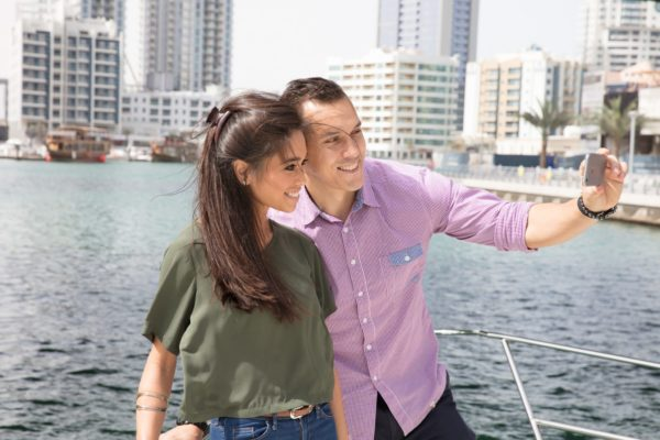 Arabian Adventure Marina Yacht Shoot